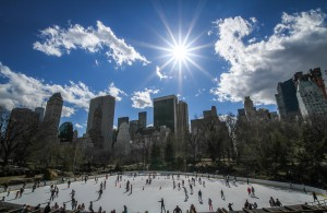 shutterstock_174283154  -Wollman Ice Rink - Central Park, New York City